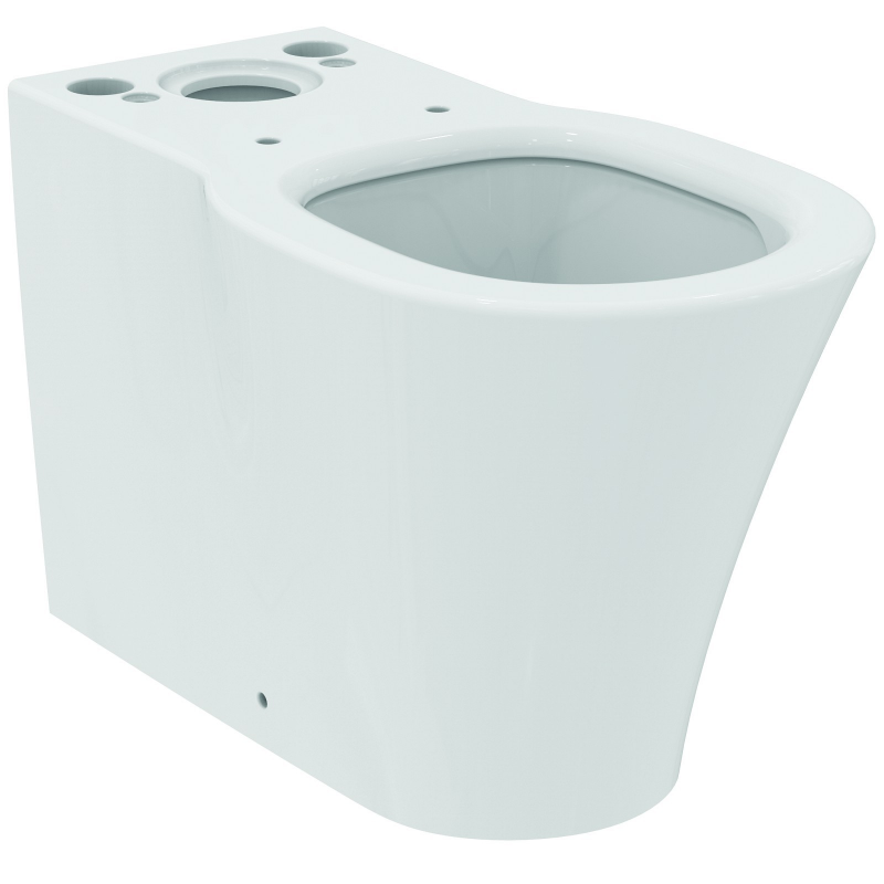 Ideal Standard CONNECT AIR WC back to wall Aquablade® avec sortie horizontale 400 x 360 x 660 mm blanc (E013701)