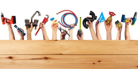 Outils d'installation